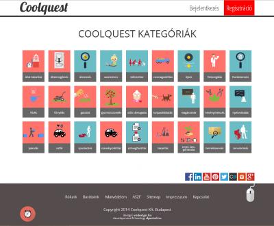 Coolquest ist der Zeitmittler