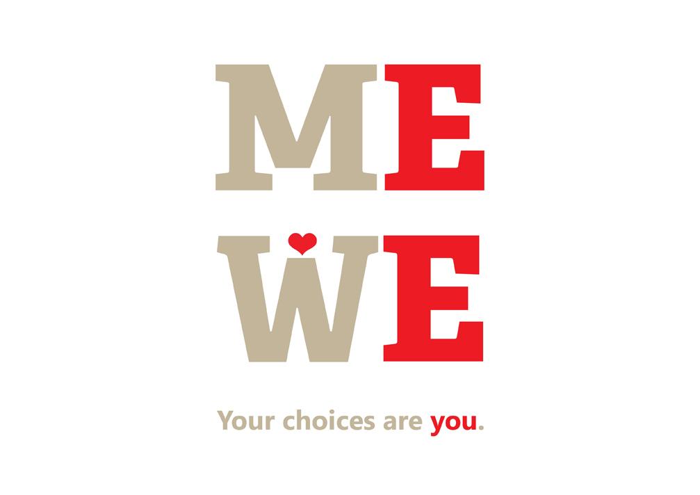 Me = We