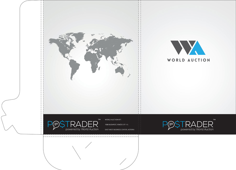 World Auction folder
